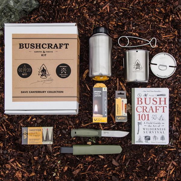 Dave Canterbury - Bushcraft Survive and Thrive Kit - Available Now!