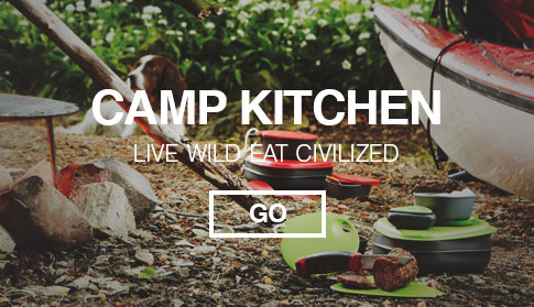 Light My Fire - Camp Kitchen and meal kits