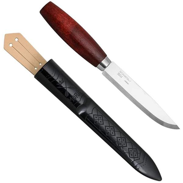 "Classic No. 3/0 Knife  - New Leather Belt Loop - 5.35"" Blade"